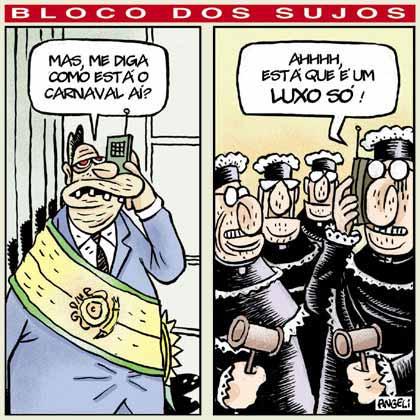 corrupção FHC