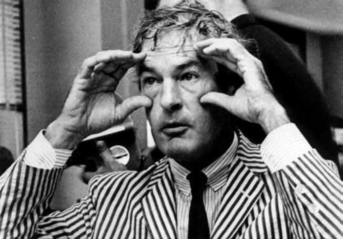 timothy leary biografia
