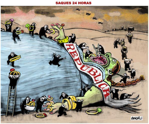 brasil miséria política