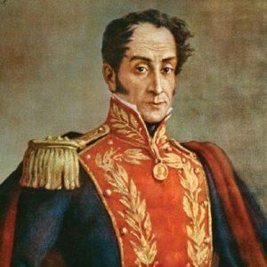 simon-bolivar américa unida