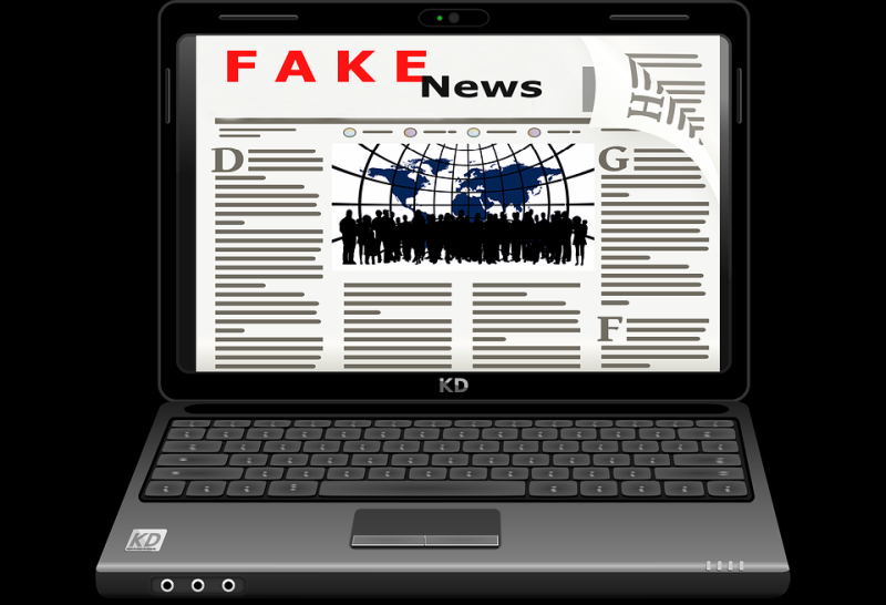 O discurso jornalístico e as fake news