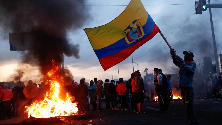 O Equador e o sentido de comunidade