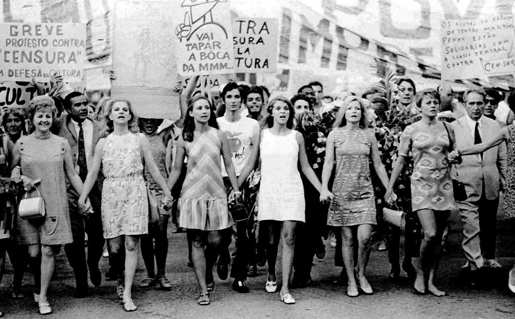 mulheres ditadura militar