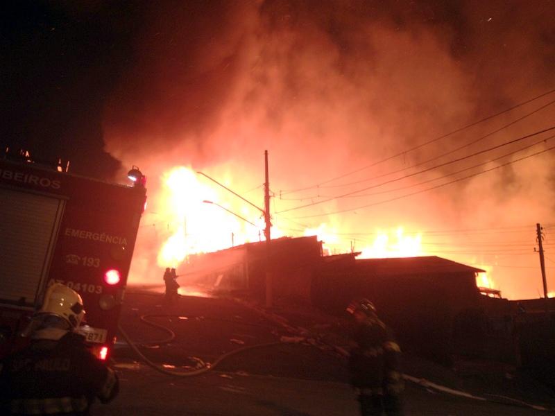 8 de setembro incêndio campo belo foto 2