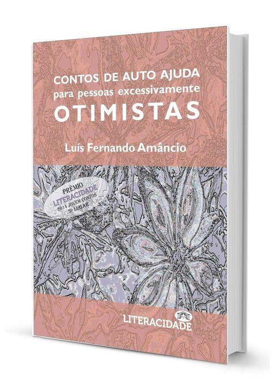 livro Contos de Autoajuda para Pessoas Excessivamente Otimistas