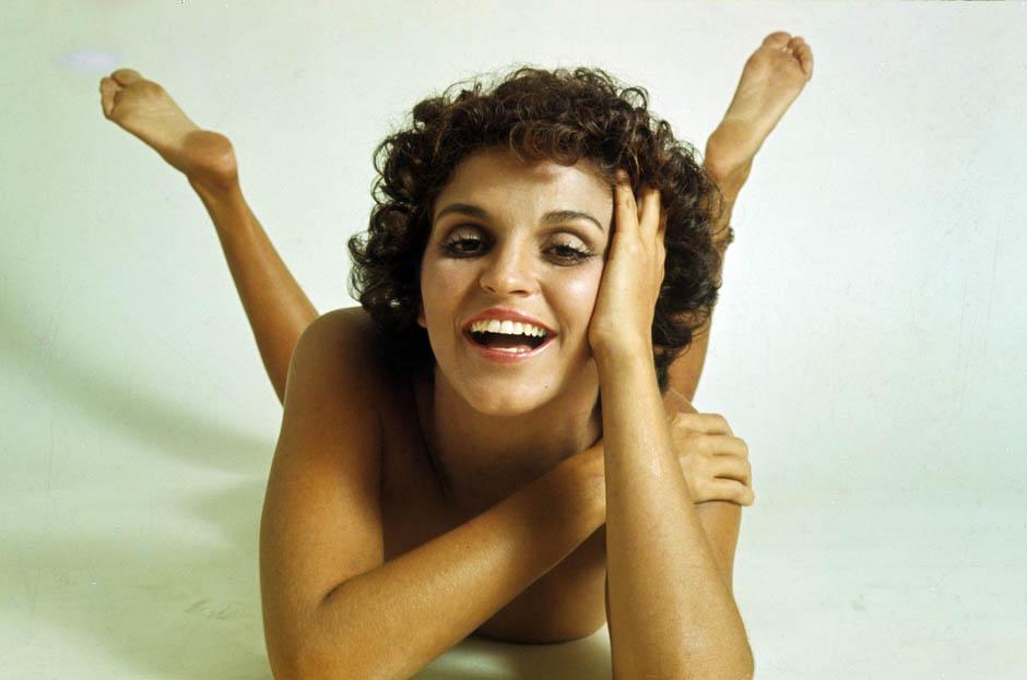 Leila Diniz, foto de David Drew Zingg