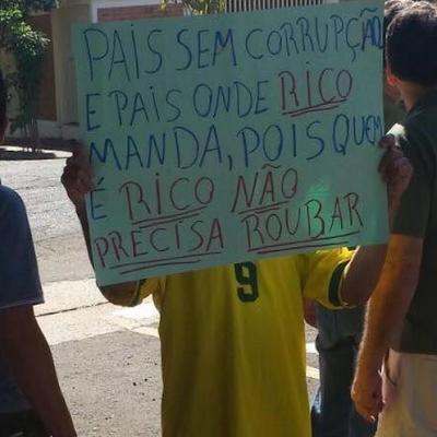 protestos dia 16 de agosto