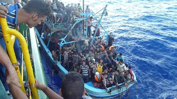 refugiados síria