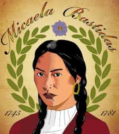 Micaela Bastidas história Peru