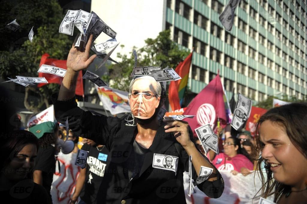 protestos dia 16 de dezembro