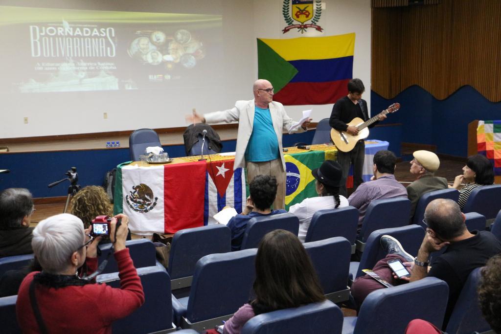 jornadas bolivarianas UFSC