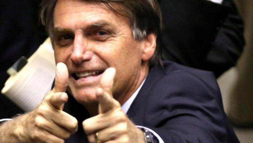 bolsonaro antipolítica