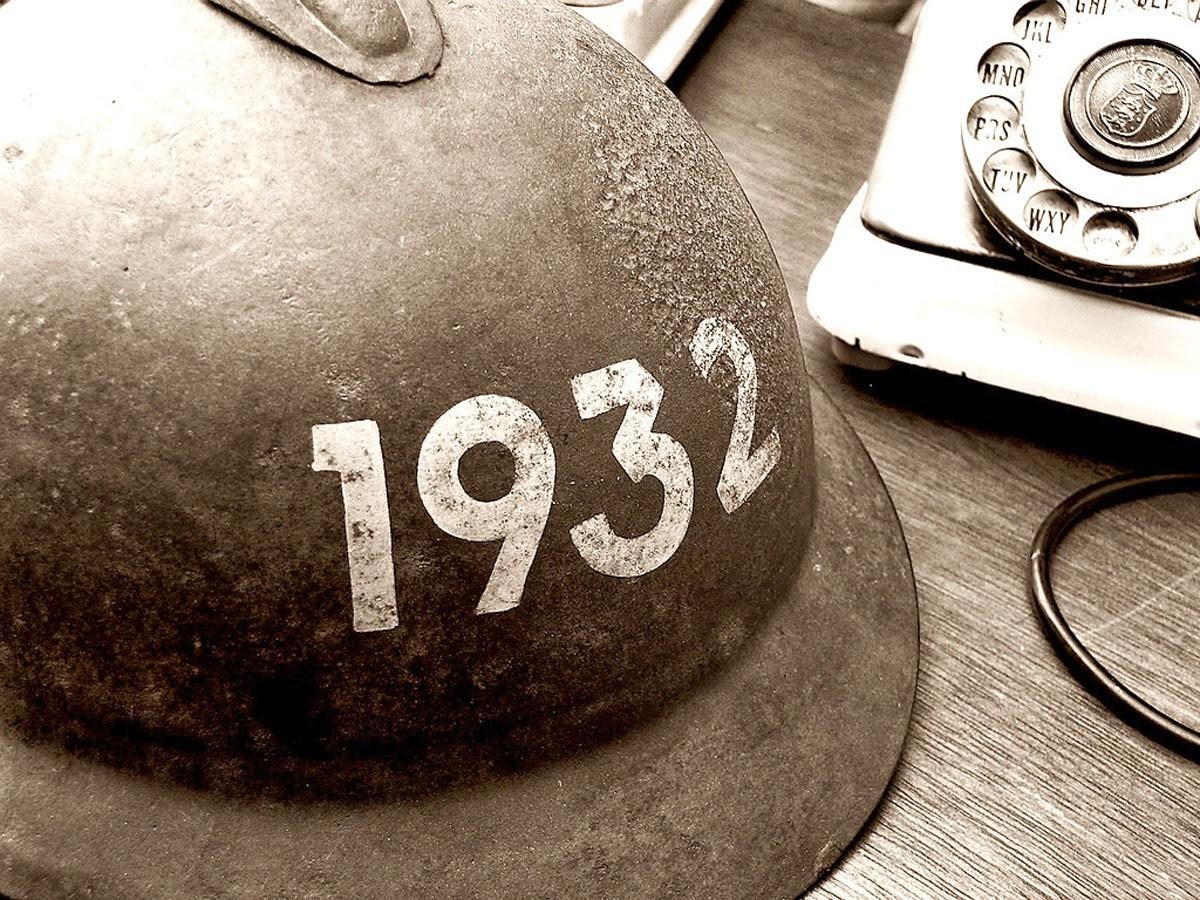 revolução de 1932 derrotada