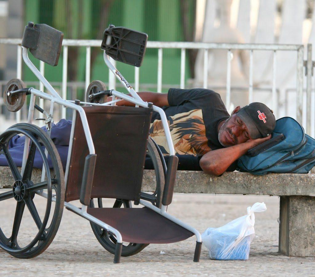 abandono população de rua