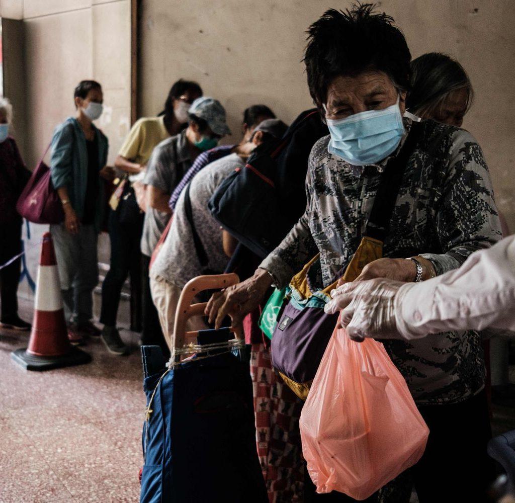 pandemia fome