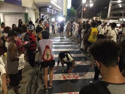 violência racismo