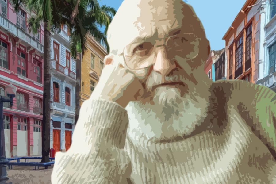 Paulo Freire, educador do mundo